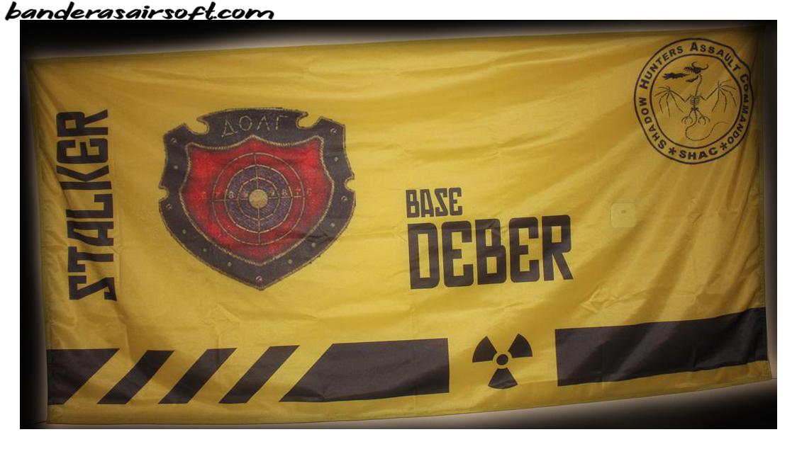 Banderas personalizadas STALKER (4)