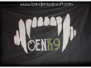 Banderas OENK9