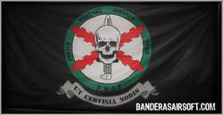 Bandera airsoft PMAT