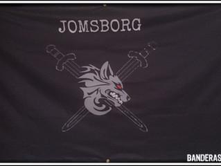Bandera 2 metros con ollados