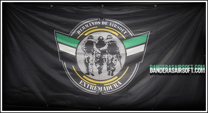 Bandera Hermanos de airsoftIMG_8589