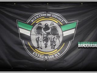 Bandera de 2 metros
