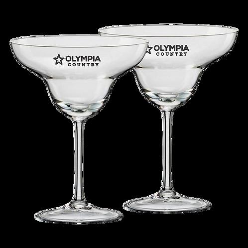 Taça de Vidro Personalizada Modelo Margarita Windsor 335 ml