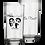 Thumbnail: Copos de Vidro Personalizado Modelo Long Drink Cylinder 300ml