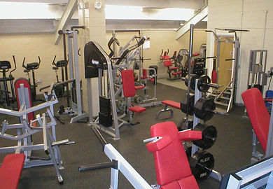Gym, Fitness Facility, Nautilus, Hammer strength, Olympic Lifting