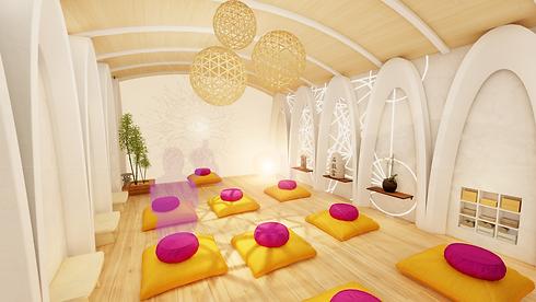 Enjoy a compete array of meditative experiences at Souljym