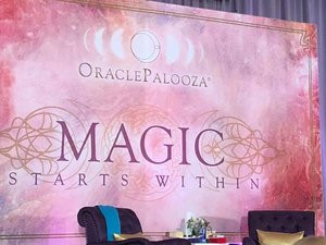 what is in the cards - attending oracle palooza