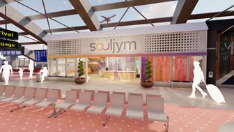 Souljym Airport