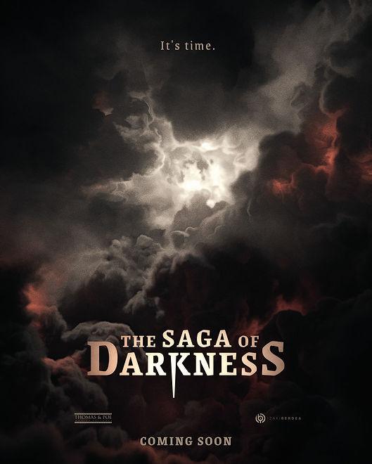 The Saga of Darkness - Teaser Poster No
