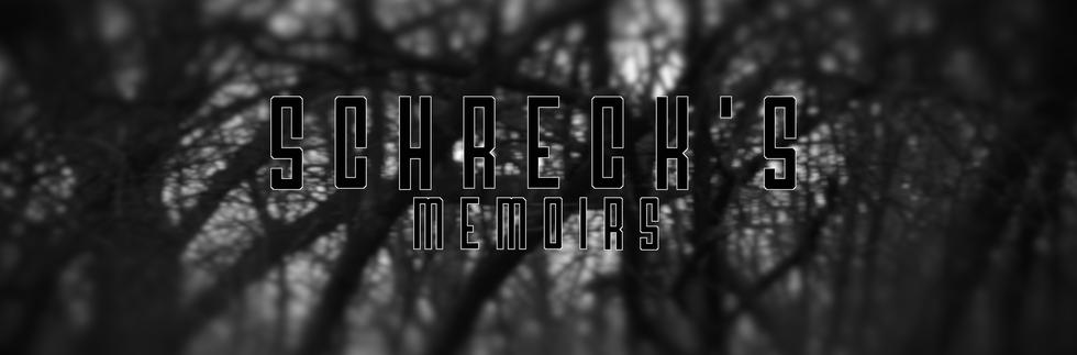 SCHRECK'S MEMOIRS
