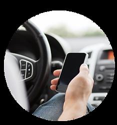aplicativo para seguro baseado em uso