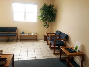 Aeromech, Inc. waiting room