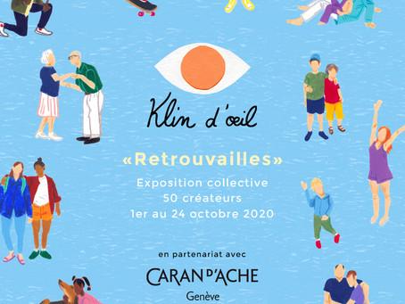 """Exposition """"Retrouvailles"""""""