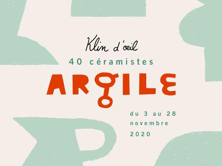 """Exposition """"ARGILE"""""""