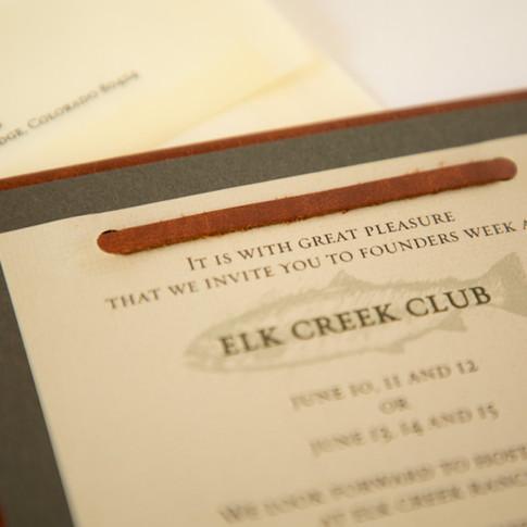 Elk Creek Club