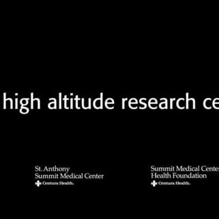 High Altitude Research Center 2018