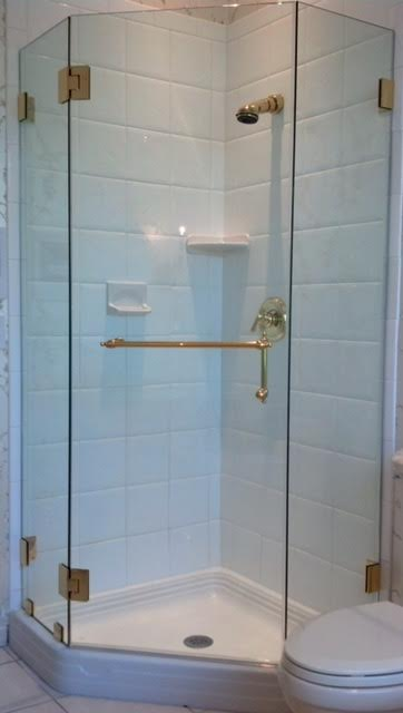 Neo-angle shower