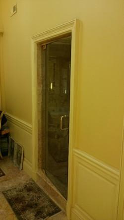 Shower door only