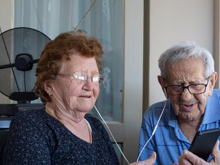 Las redes de apoyo social en los adultos mayores