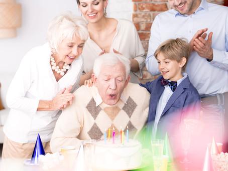 Agosto: Mes del adulto mayor