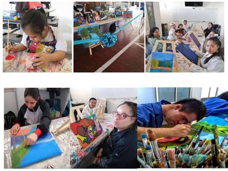 """Proyecto De Fortalecimiento Para La Inclusión a través del arte """"CAPACITARTE"""""""