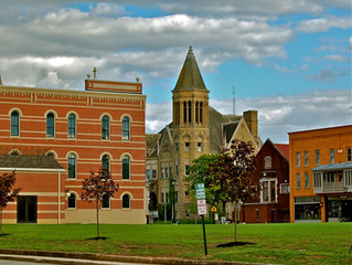 Commissioners ignore Tiffin mayor, citizens, and forge ahead with own agenda