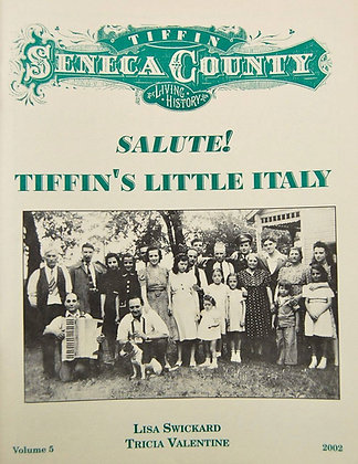 Salute! Tiffin's Little Italy