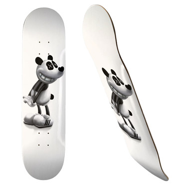 BONXS Skateboard, 19.7cm Deck
