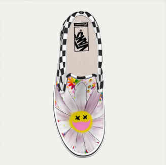 Vans Super Flower