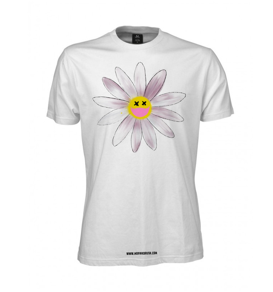 T-SHIRT SUPER FLOWER