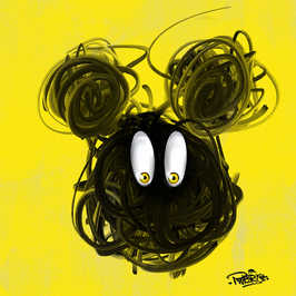 MOUSE YELLOW