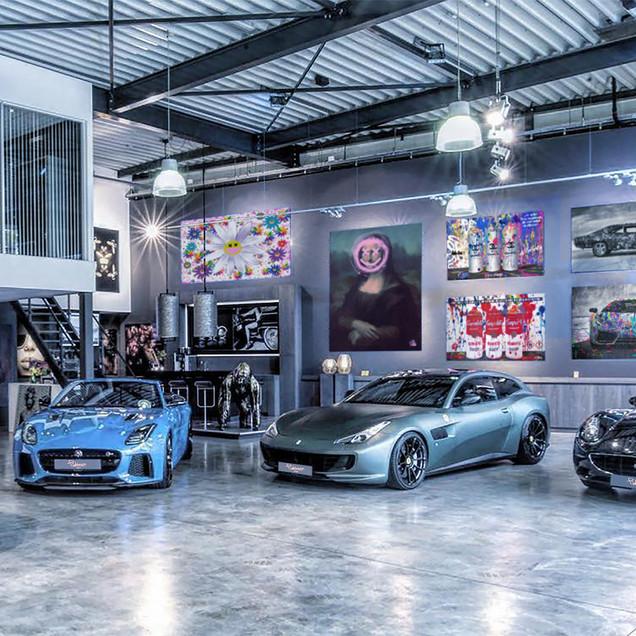 CARS & ART