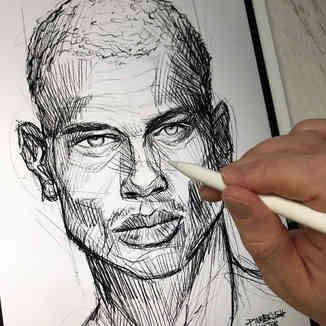 Men portrait