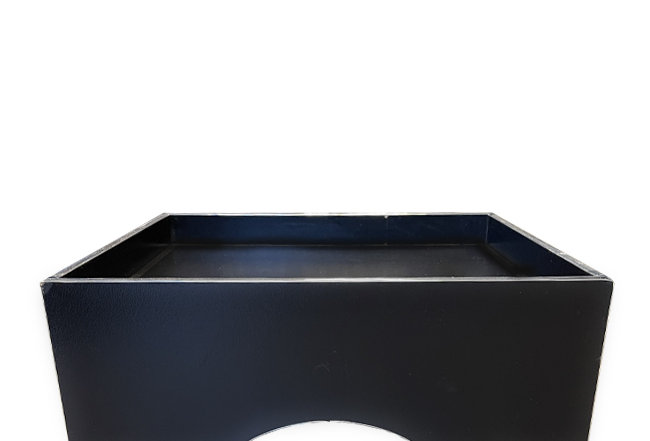 Riser for Cocktail Arcade Machine |  Black