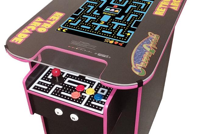 Cocktail Arcade Machine | 412 Games
