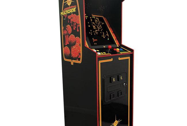 Full Size Multicade Arcade Machine | 412 Games