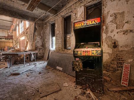 Abandoned Arcades: The Long Goodbye