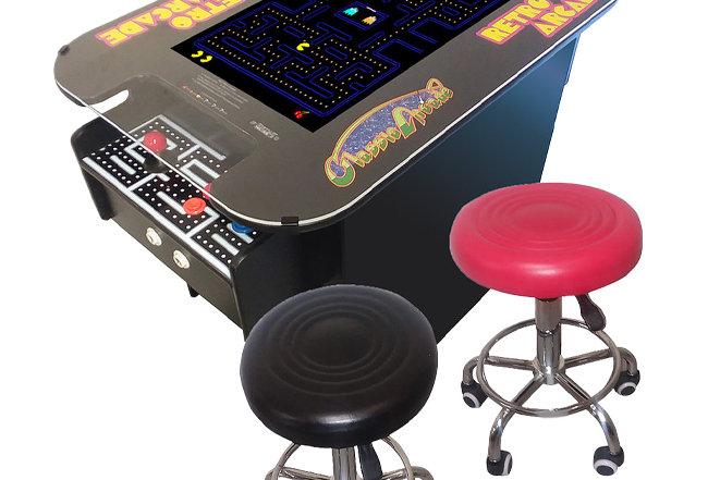 "XL Cocktail Arcade | 412 Games | 24"" Screen"