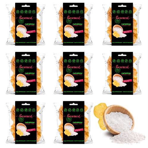 """Картофель сушёный """"Нечипсы картошка с солью"""""""