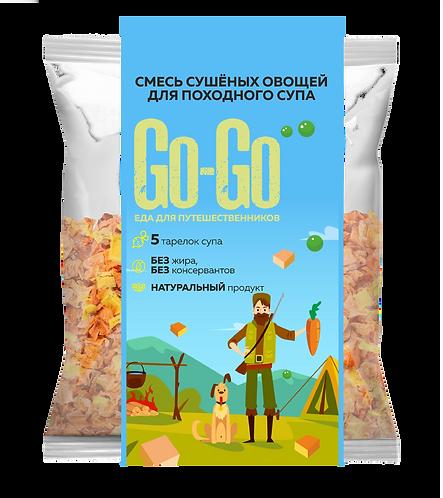 """""""Суп овощной с луком"""" GO-GO"""