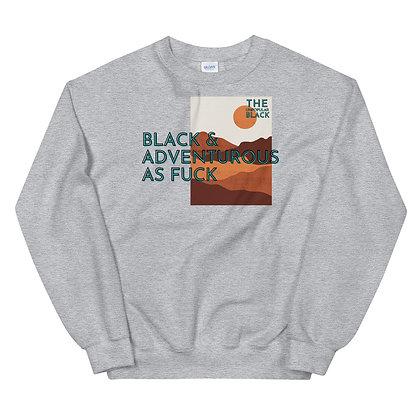 As Fuck | Unisex Sweatshirt