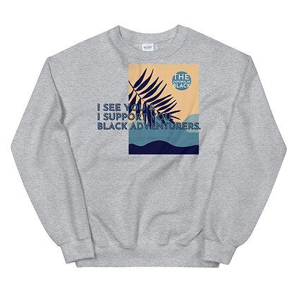 Ally Support | Unisex Sweatshirt