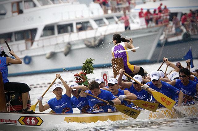 Stanley Dragonboat Races, Hong Kong