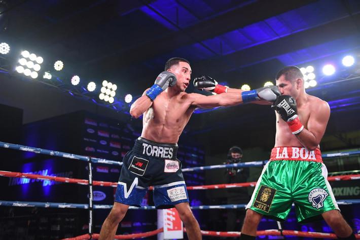 Ruben Torres Wins Unanimous Decision over Jose Luis Rodriguez