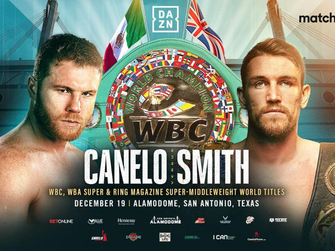 WBC Title at Stake for Canelo Smith