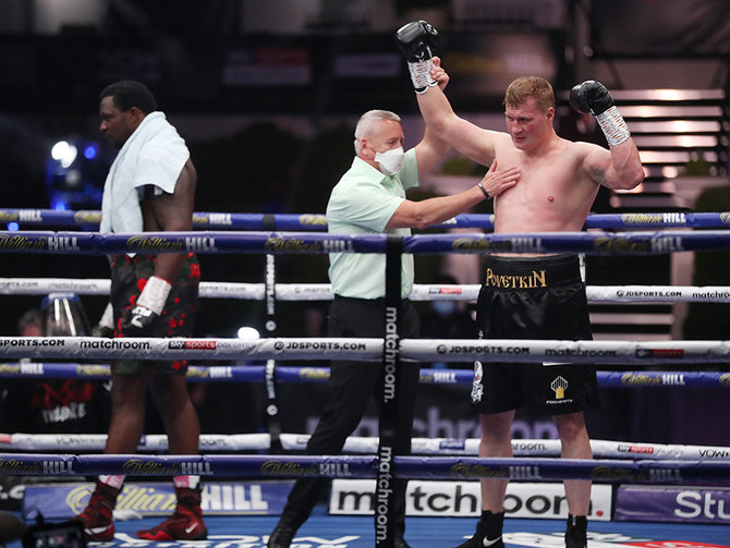 Povetkin Test Positive For COVID-19: Rematch vs. Whyte Postponed
