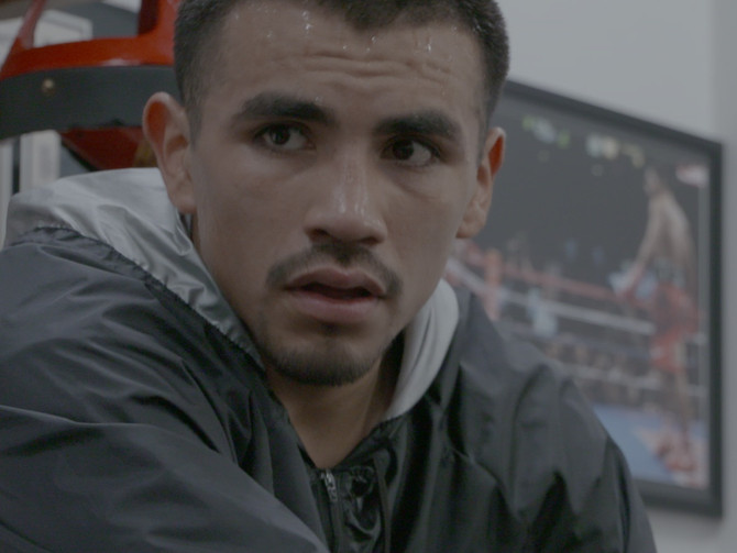 """Frankie Gomez: """"I'm Ready for This Fight"""