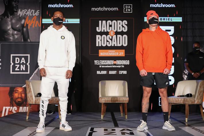 Jacobs Rosado Final Press Conference