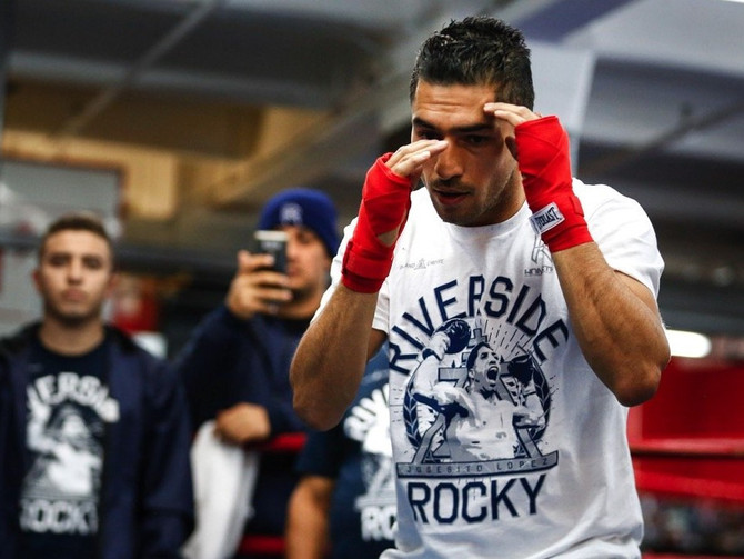 Josesito Lopez Camp Notes