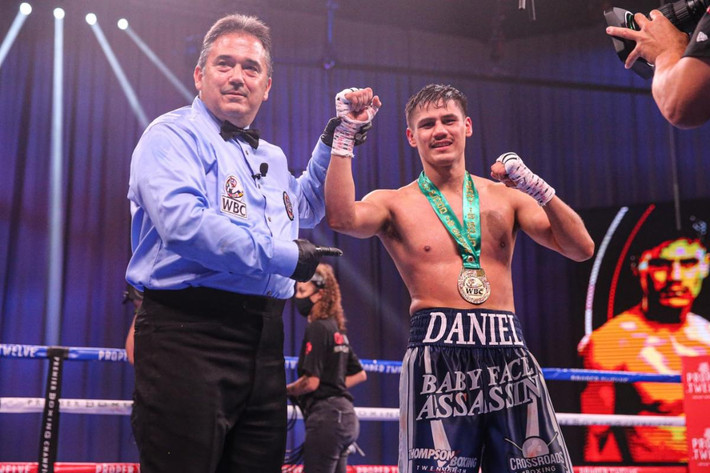 Daniel Roman Sets Sights on All Champions at 122